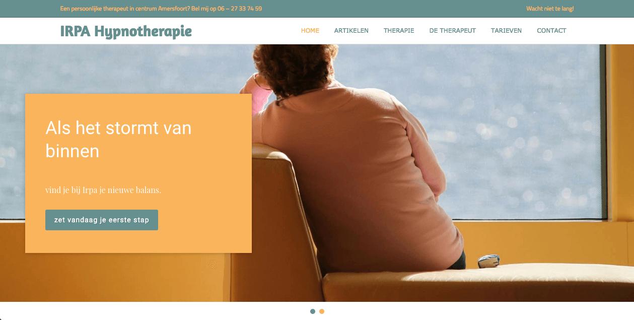 Irpa-website